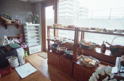 神戸・住吉でドイツパンのお店を見つけたよ