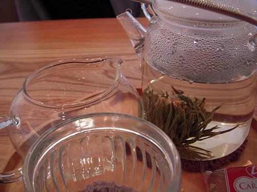 お茶 photo