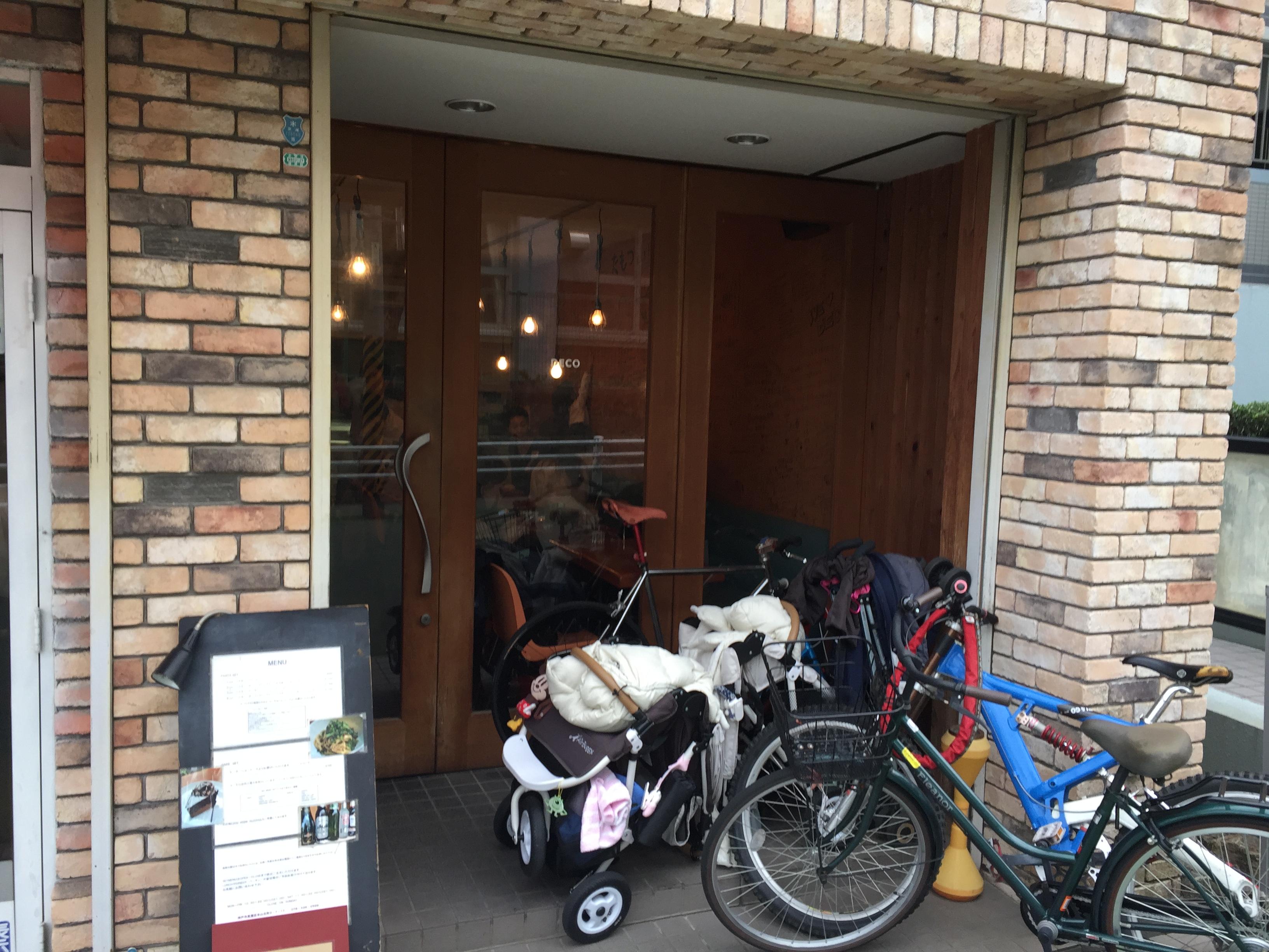 神戸・岡本の「DECO(デコ)cafe」が12月25日で閉店するよ【閉店お知らせ】