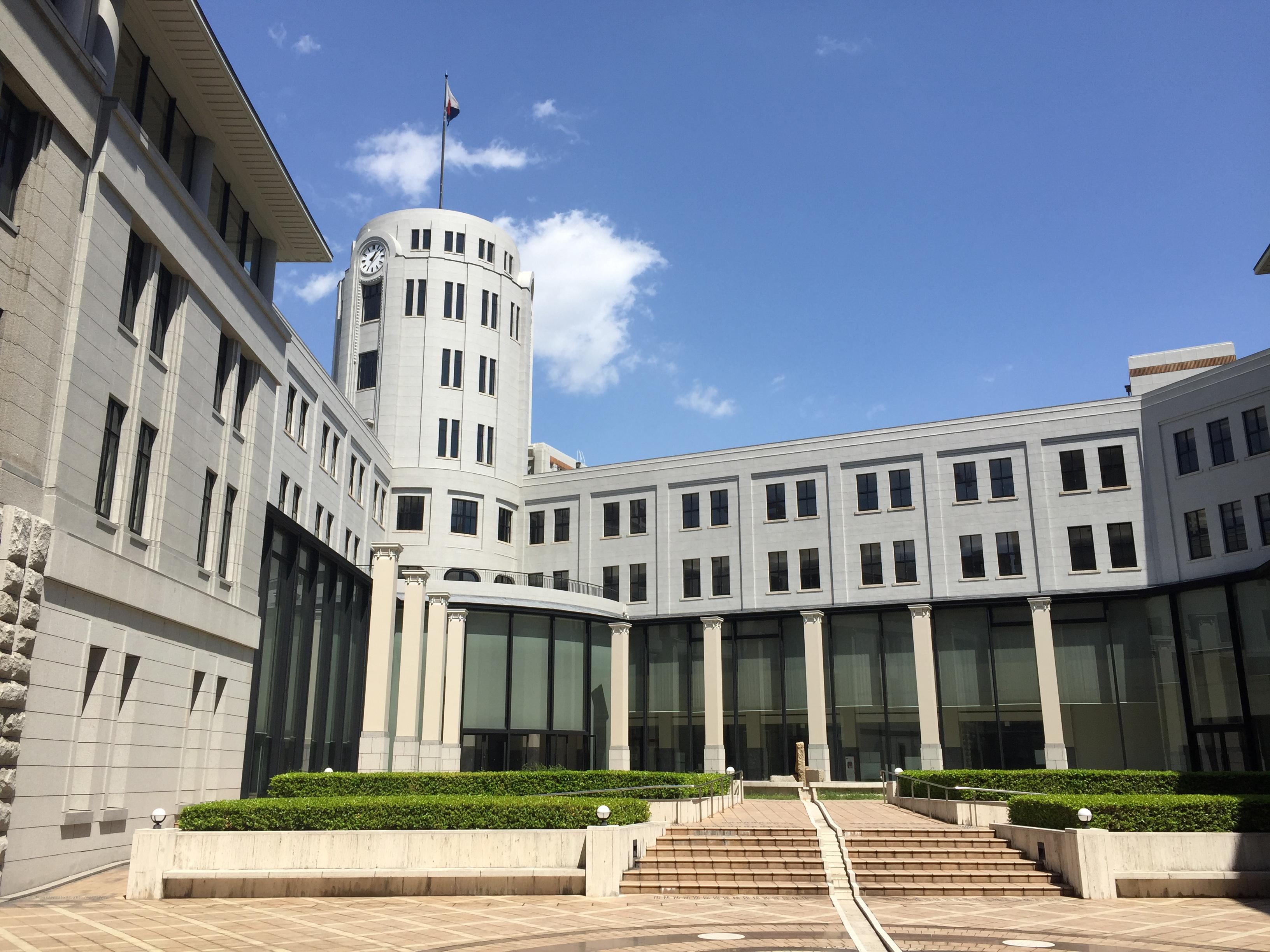 神戸税関庁舎を見学&ランチ定食を堪能したよ【大人の社会見学&神戸開港150年】