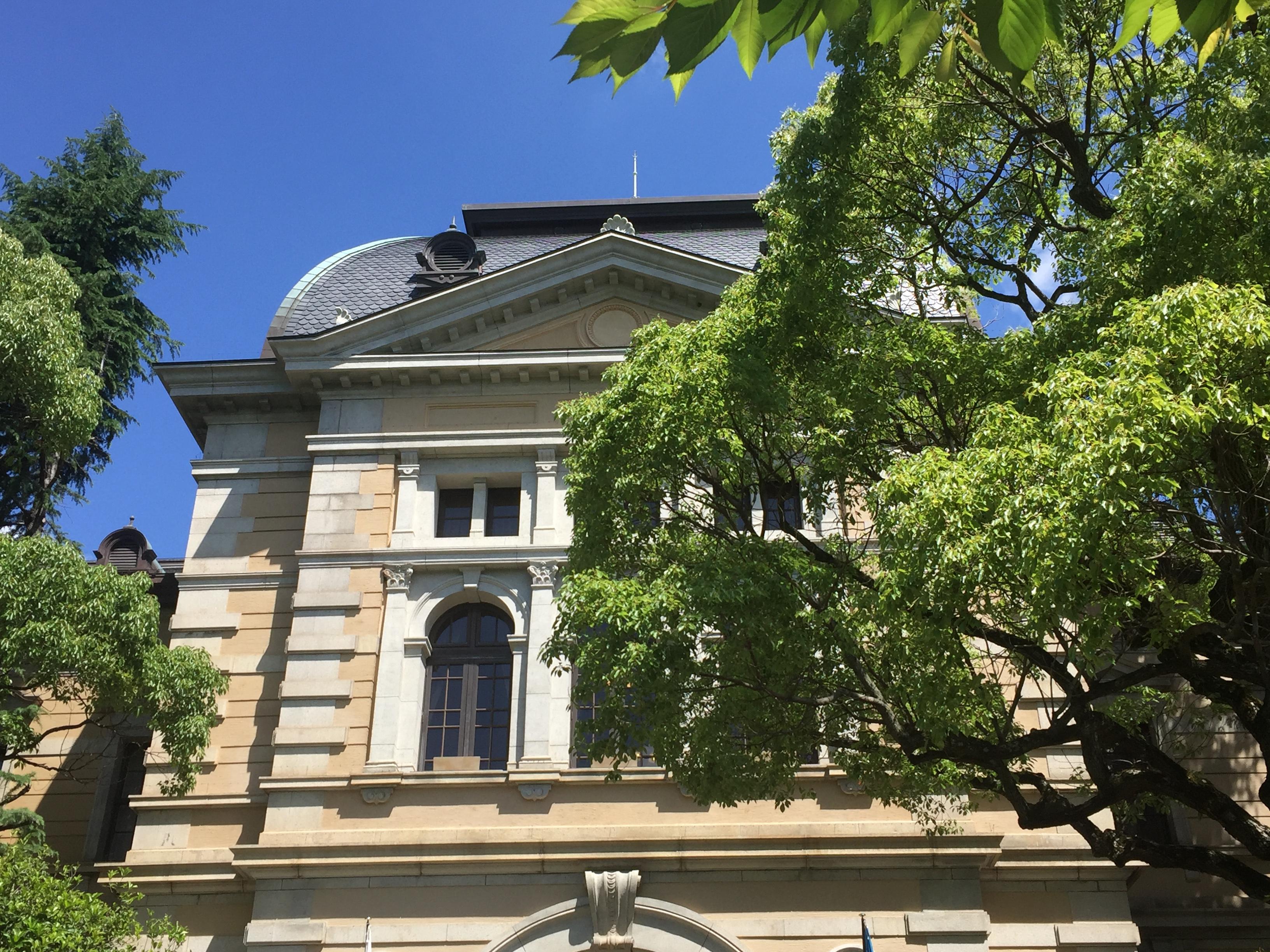 神戸・元町にある「兵庫県公館」の一般公開に参加してみた!【近代建築めぐり】