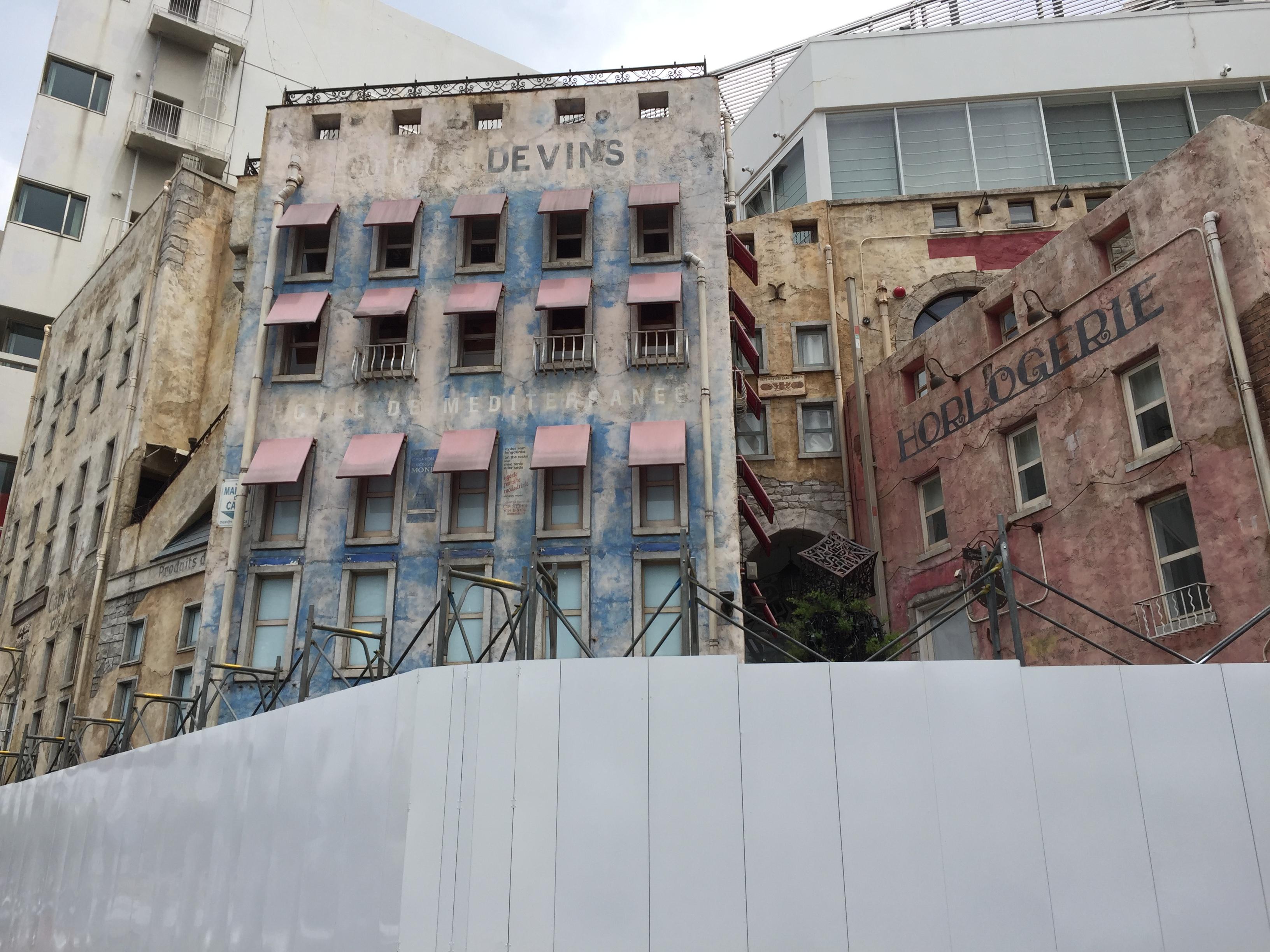 「神戸メディテラス」解体の様子はこちら、「三宮ゼロゲート」に生まれ変わるよ【写真付レポ】#神戸メディテラス