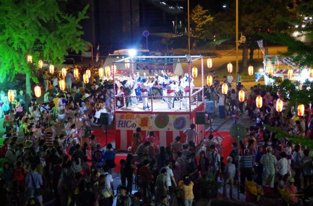 神戸・六甲アイランドで8/26(土)「第30回 RICサマーイブニングカーニバル」が開催されるよ #六甲アイランド