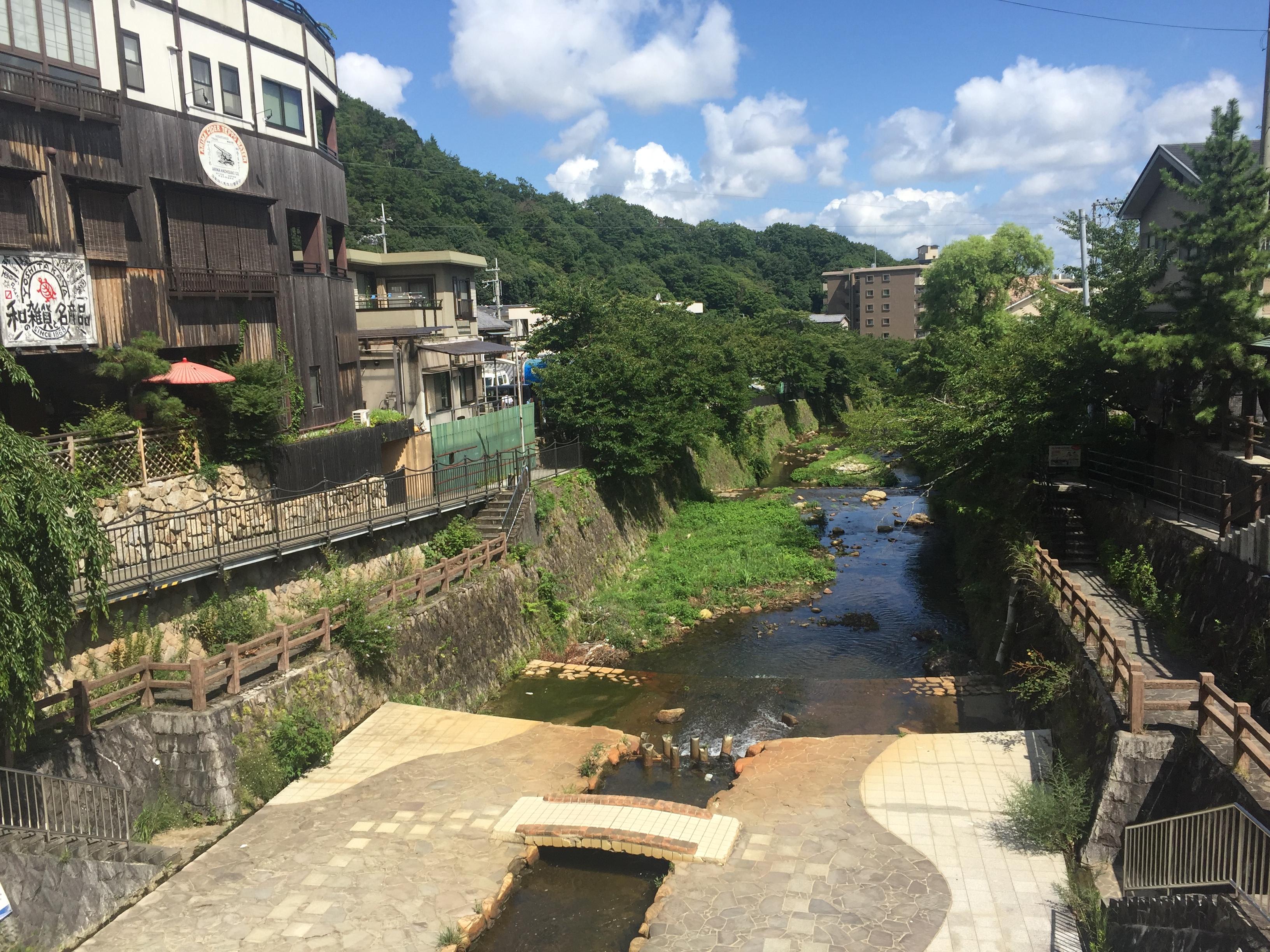 神戸・北区の有馬温泉は、ぶらりと日帰り散策におすすめだよ【※写真レポあり】 #有馬温泉 #北区