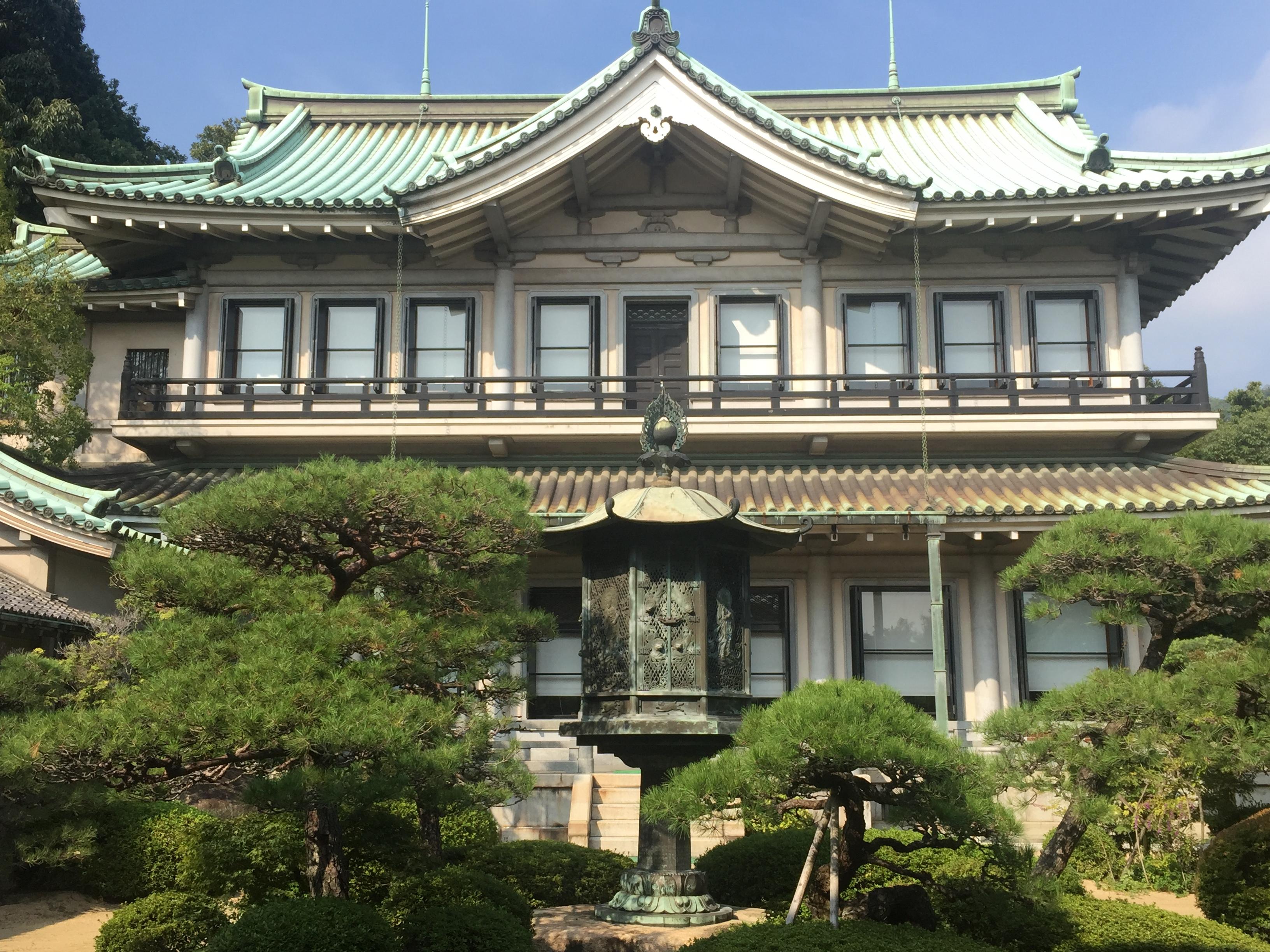 神戸東灘アートマンスにちなんで「白鶴美術館」を見学!近代建築と庭園はフォトジェニックな世界だよ #白鶴美術館 #神戸東灘アートマンス #近代建築