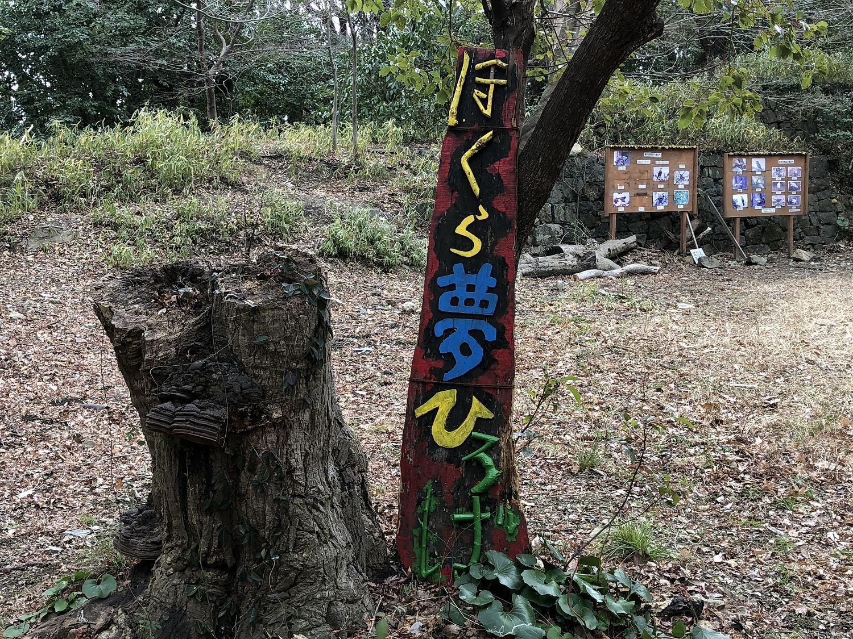 『#阪急・阪神沿線観光あるき 』に掲載の「岡本桜・梅林コース」を #保久良夢ひろば 経由で散策してみた!#保久良山