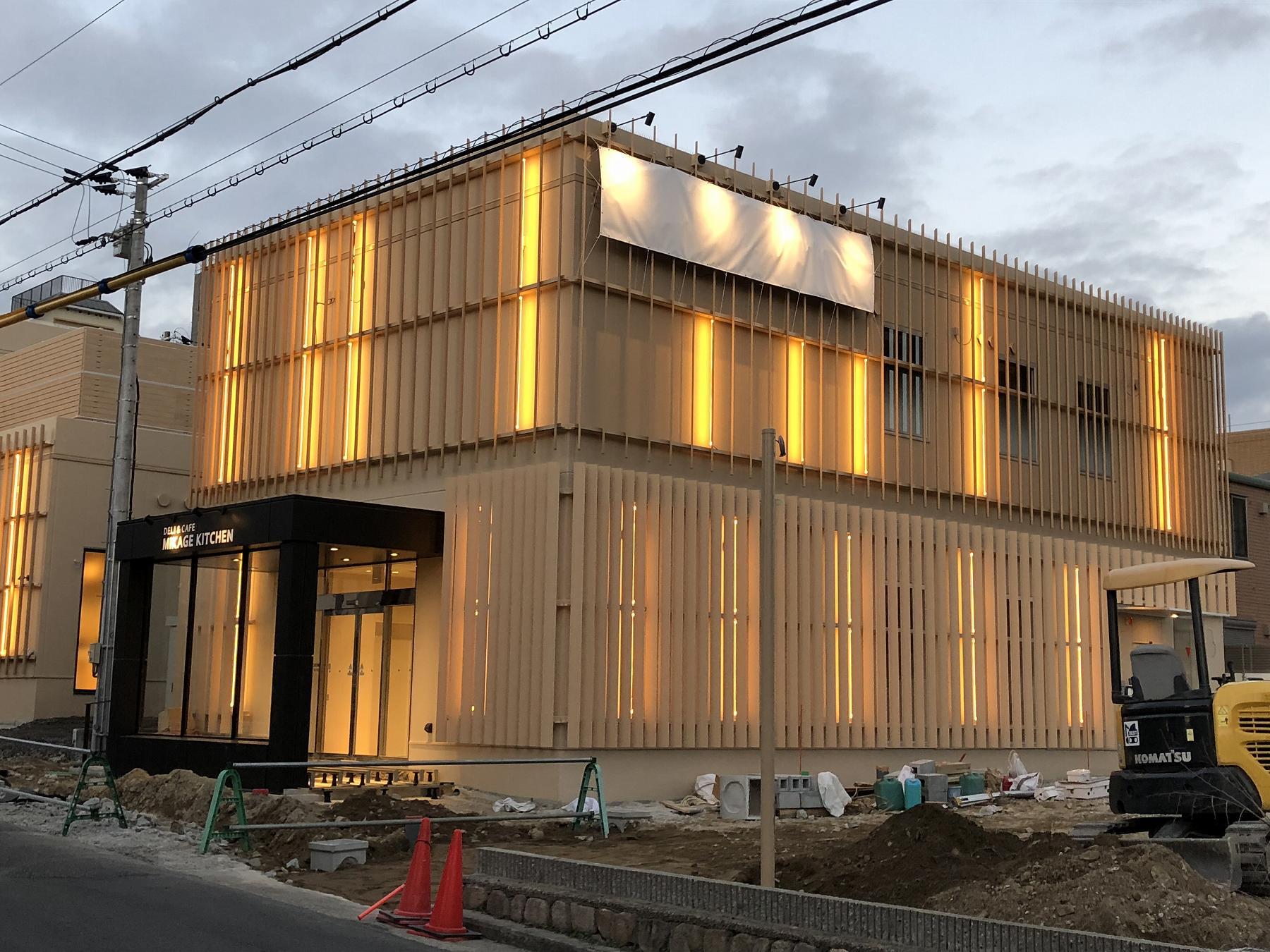 神戸・御影に「マチマルシェ御影」が2018年3月上旬にオープン予定だよ!#新規オープン #マチマルシェ御影