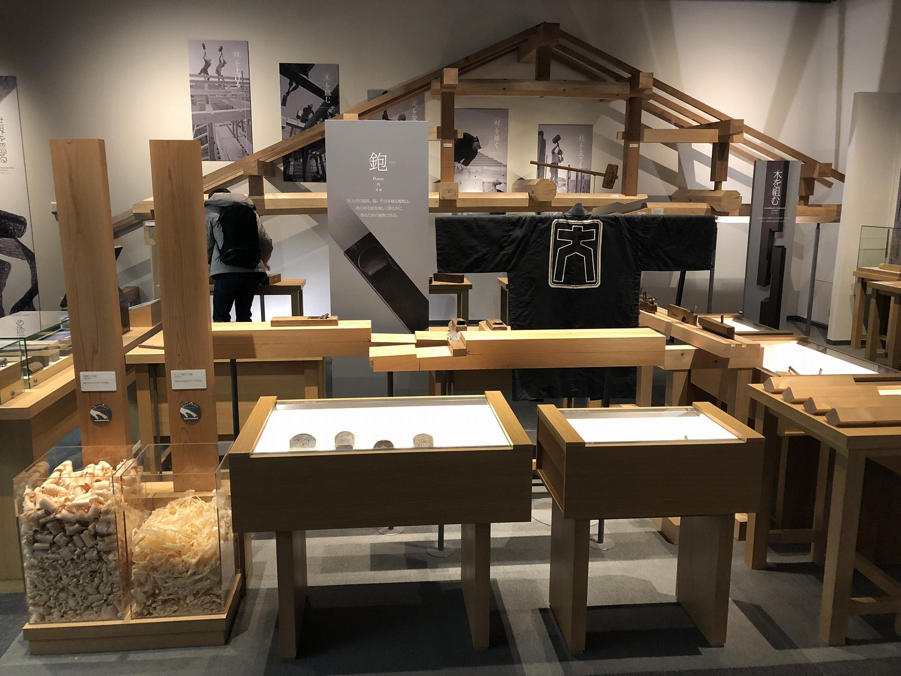 【写真撮影OK!】新神戸駅近くにある「竹中大工道具館」を見学してみた! #竹中大工道具館 #日本建築 #神戸観光