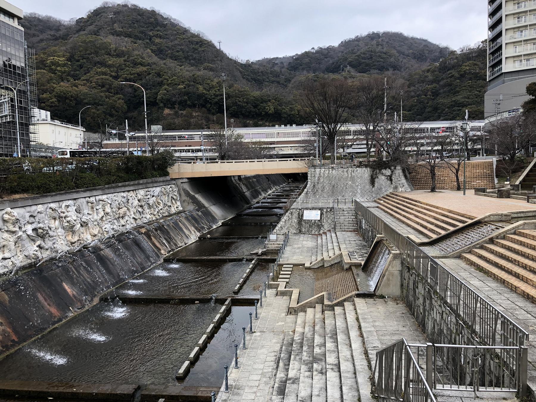 神戸・生田川沿いで2018年4月7日(土)「生田川さくらまつり」が開催されるよ!#生田川さくらまつり #お花見 #神戸市中央区