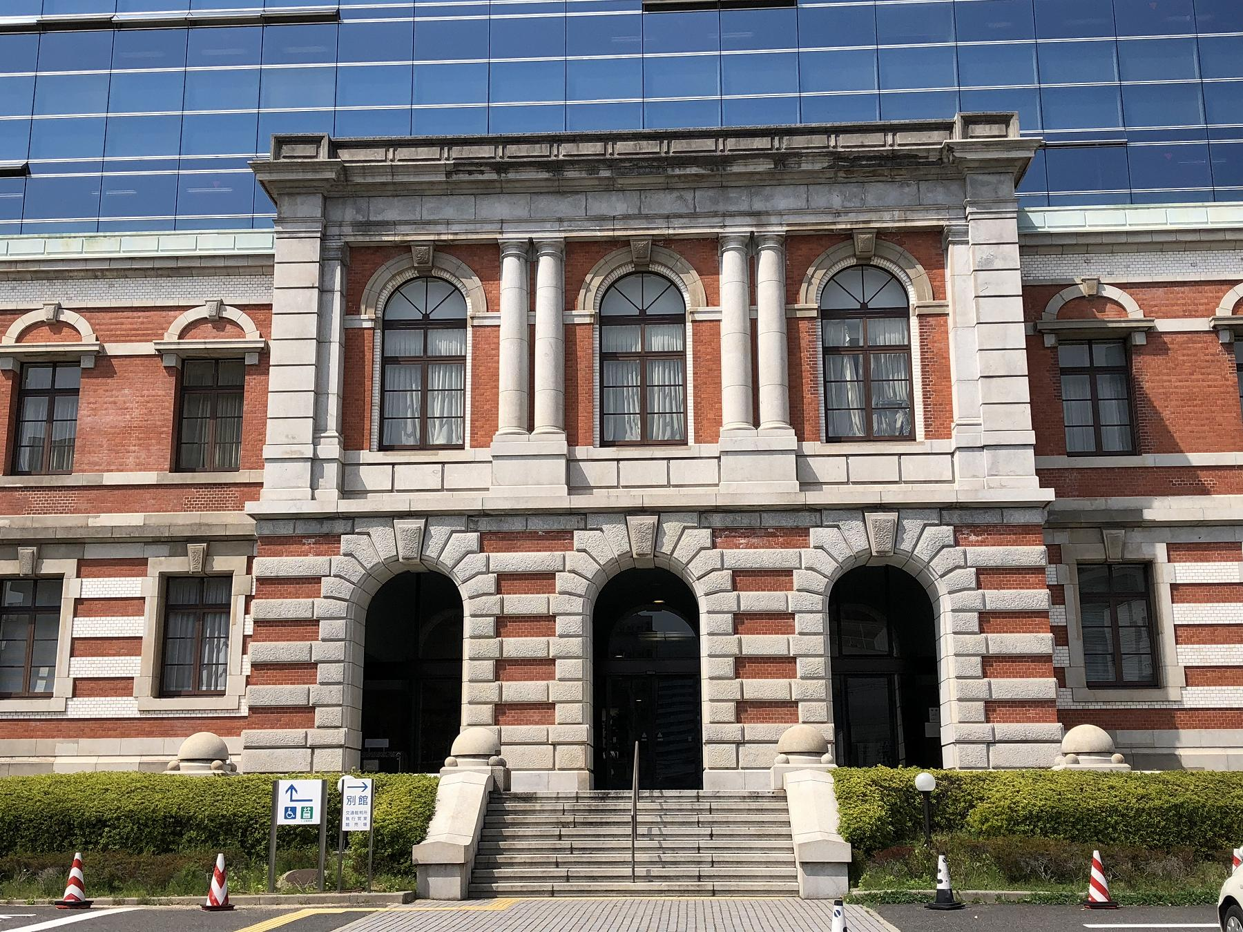 美しい近代建築の建物をご紹介「神戸地方裁判所」&「神戸教会」 #近代建築 #産業遺産 #神戸観光