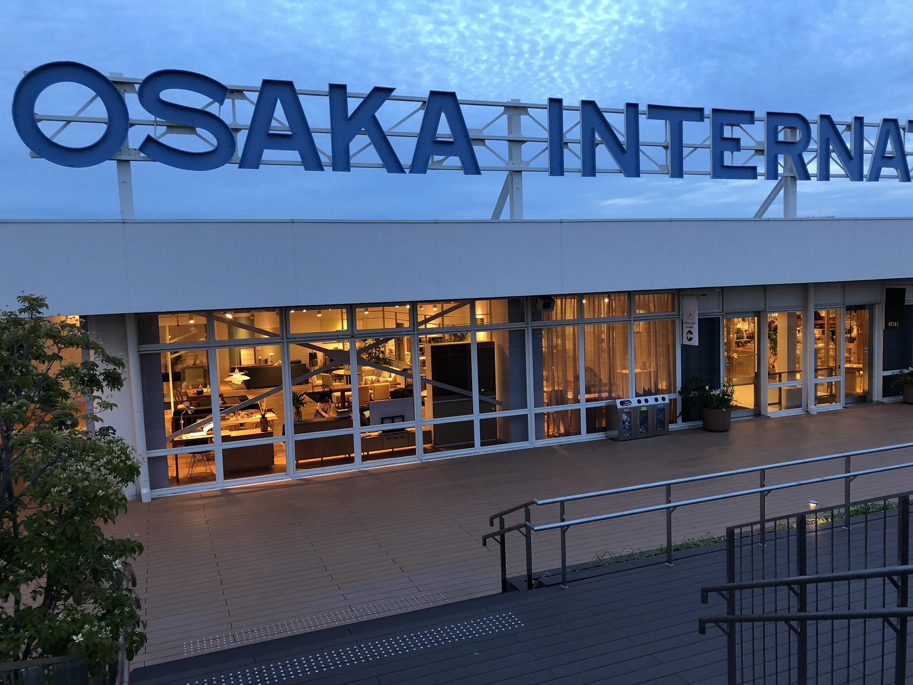 大阪国際空港(伊丹空港)がリニューアルしたので、立ち寄ってみた! #大阪国際空港 #伊丹空港 #リニューアルオープン