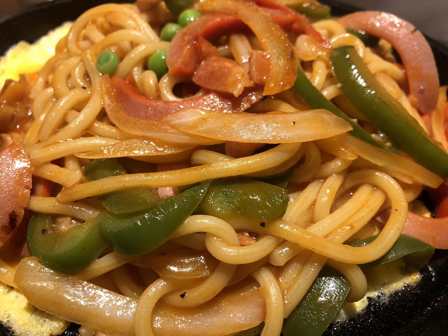 神戸・甲南にある洋食の「グリルスタンド」さんでアツアツの「俺の鉄板ナポリタン」を食べてみた! #洋食 #グリルスタンド #東灘区 #ナポリタン