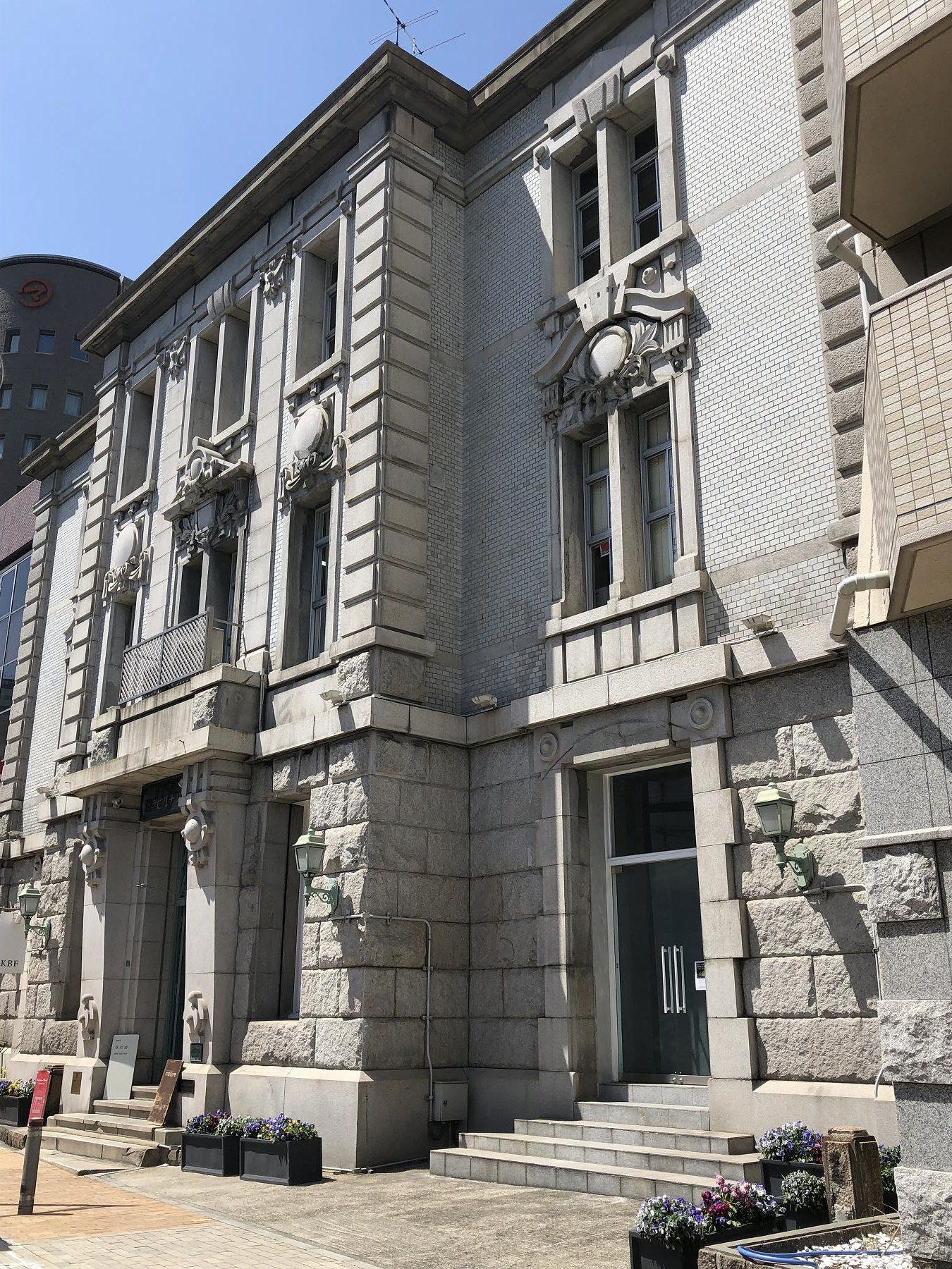 美しい近代建築の建物をご紹介「海岸ビルヂング」 #近代建築 #文化遺産 #神戸観光 #河合浩蔵