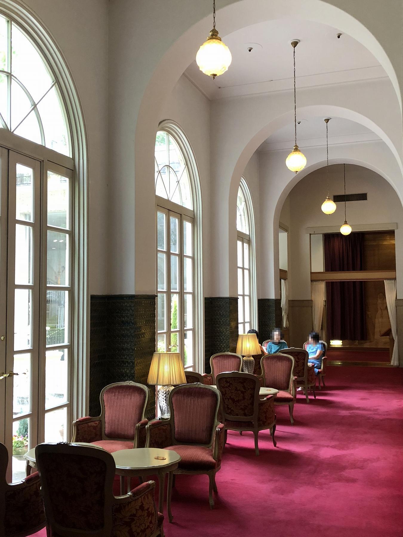 阪神間モダニズムを代表する「宝塚ホテル」の優雅な建築をご紹介します! #宝塚ホテル #阪神間モダニズム #近代建築  #宝塚市