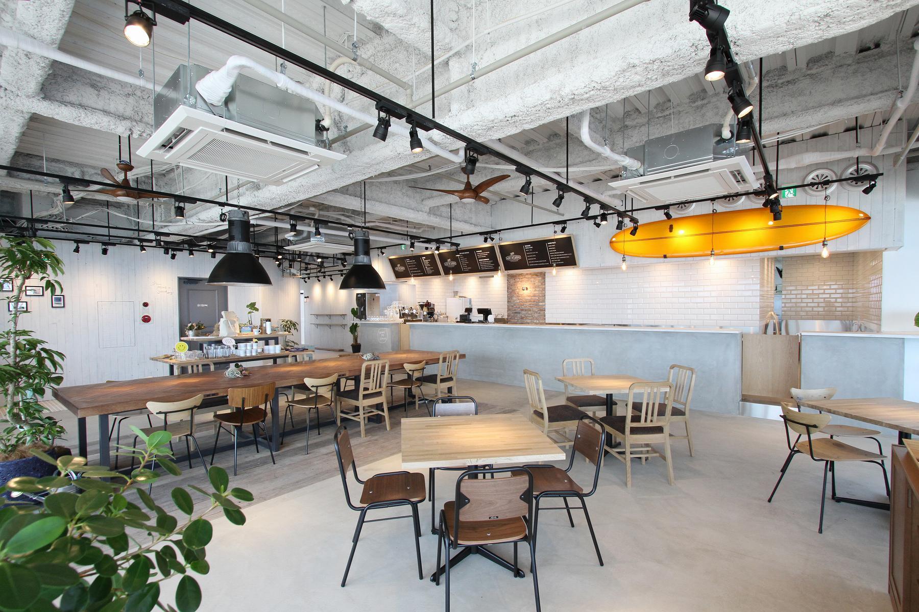 須磨ヨットハーバーにカフェ&ダイニング「NORTHSHORE(ノースショア)」が7/4(水)グランドオープンします! #NORTHSHORE #ノースショア #須磨ヨットハーバー #新規オープン