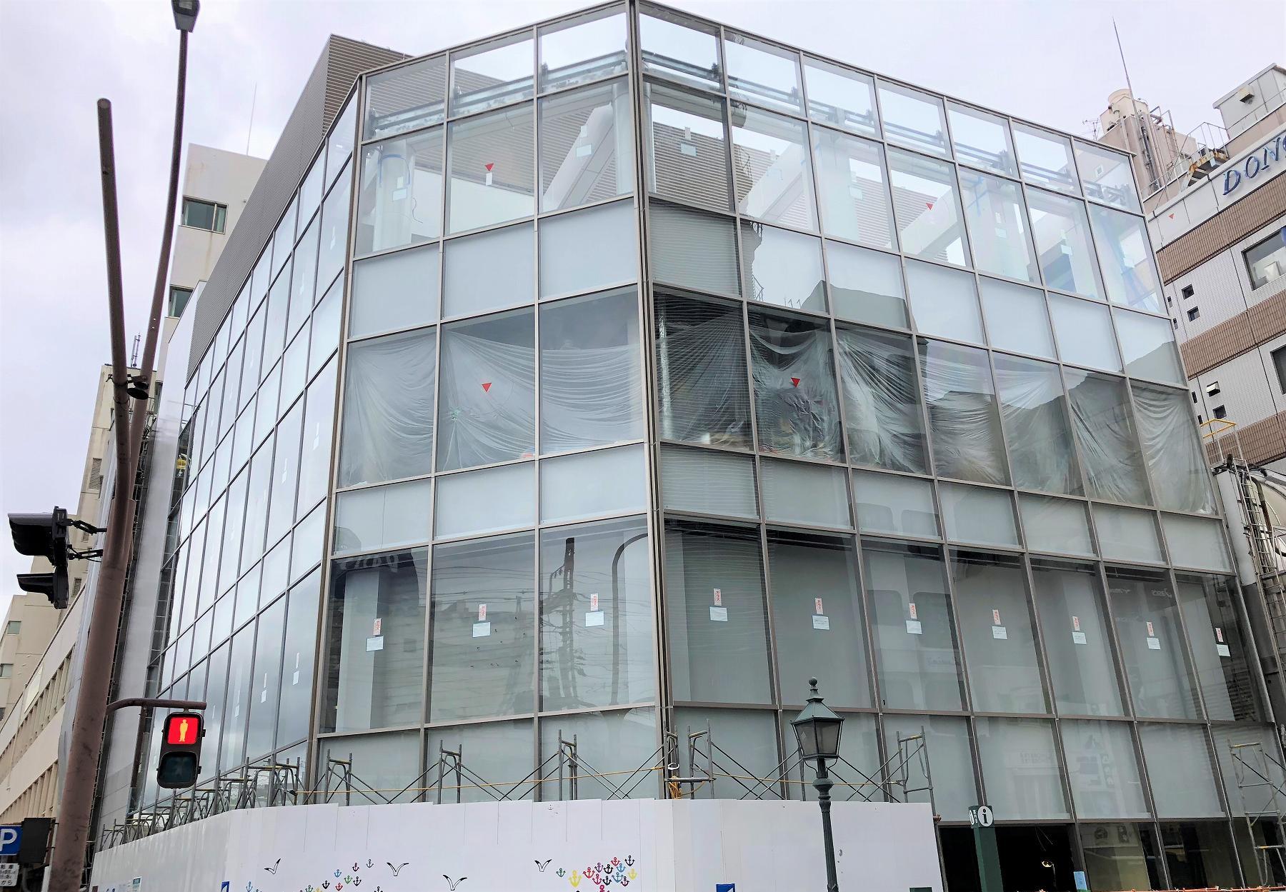 神戸三宮の新商業施設「三宮ゼロゲート」が2018年9月14日(金)にオープン!現在工事中の様子を見てきた! #新規オープン #三宮ゼロゲート #三宮センター街 #パルコ #商業施設 #神戸メディテラス