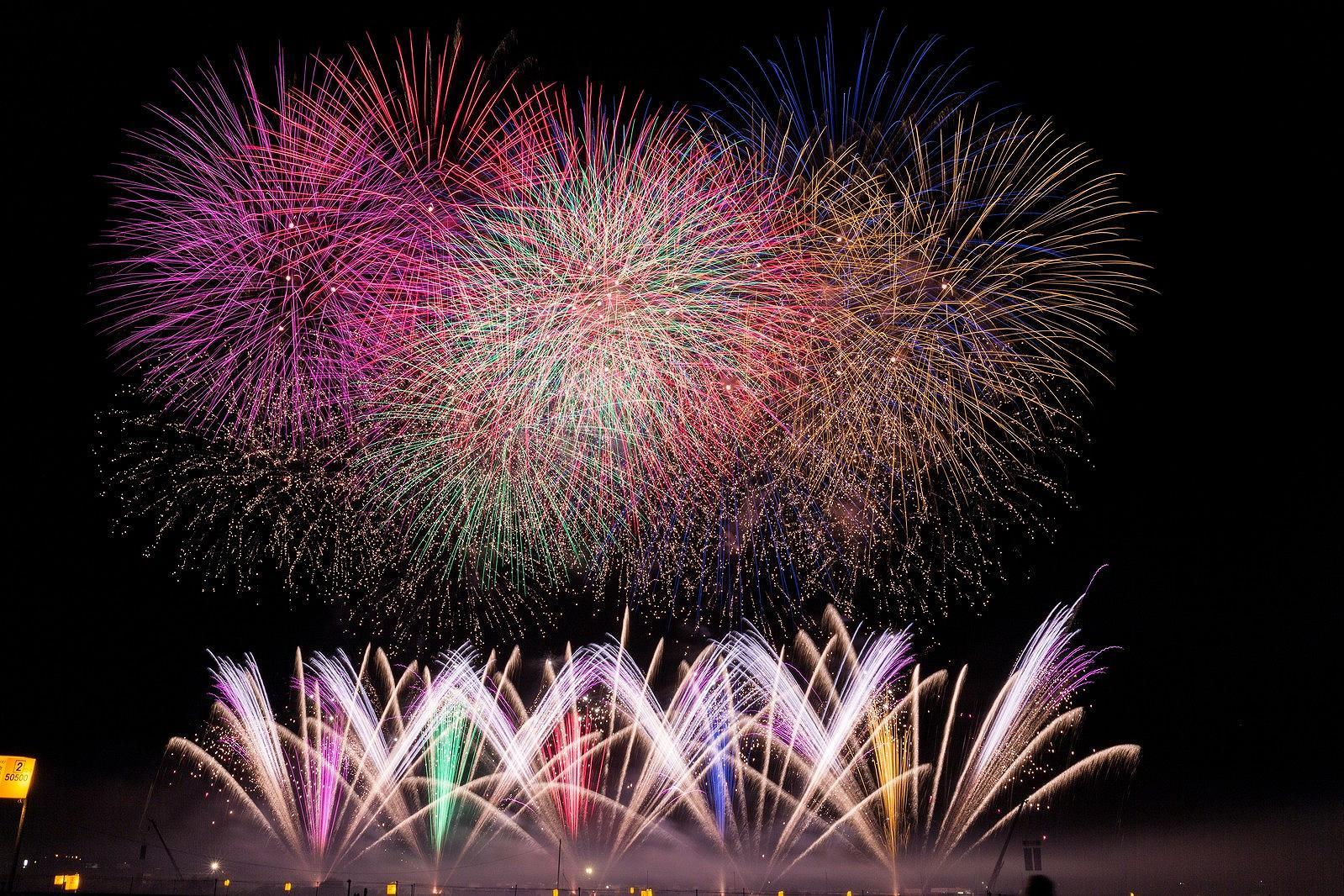 「第38回いたみ花火大会」が猪名川神津大橋南側河川敷で8月25日(土)に開催されるよ! #いたみ花火大会 #花火 #伊丹市 #夏祭り