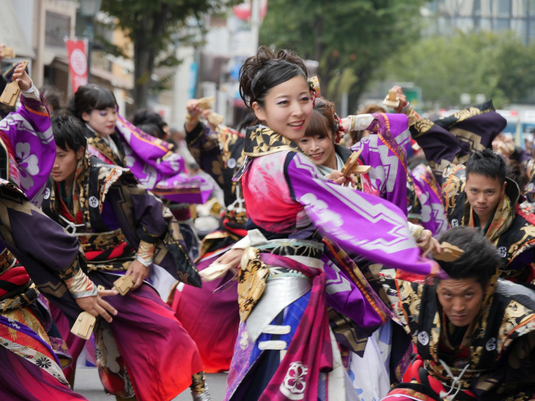 神戸メリケンパーク&元町界隈で「KOBE ALIVE~神戸新舞~2018」が9/22と9/23に開催されるよ #よさこいイベント #神戸新舞 #KOBEALIVE肉コレクション #神戸観光