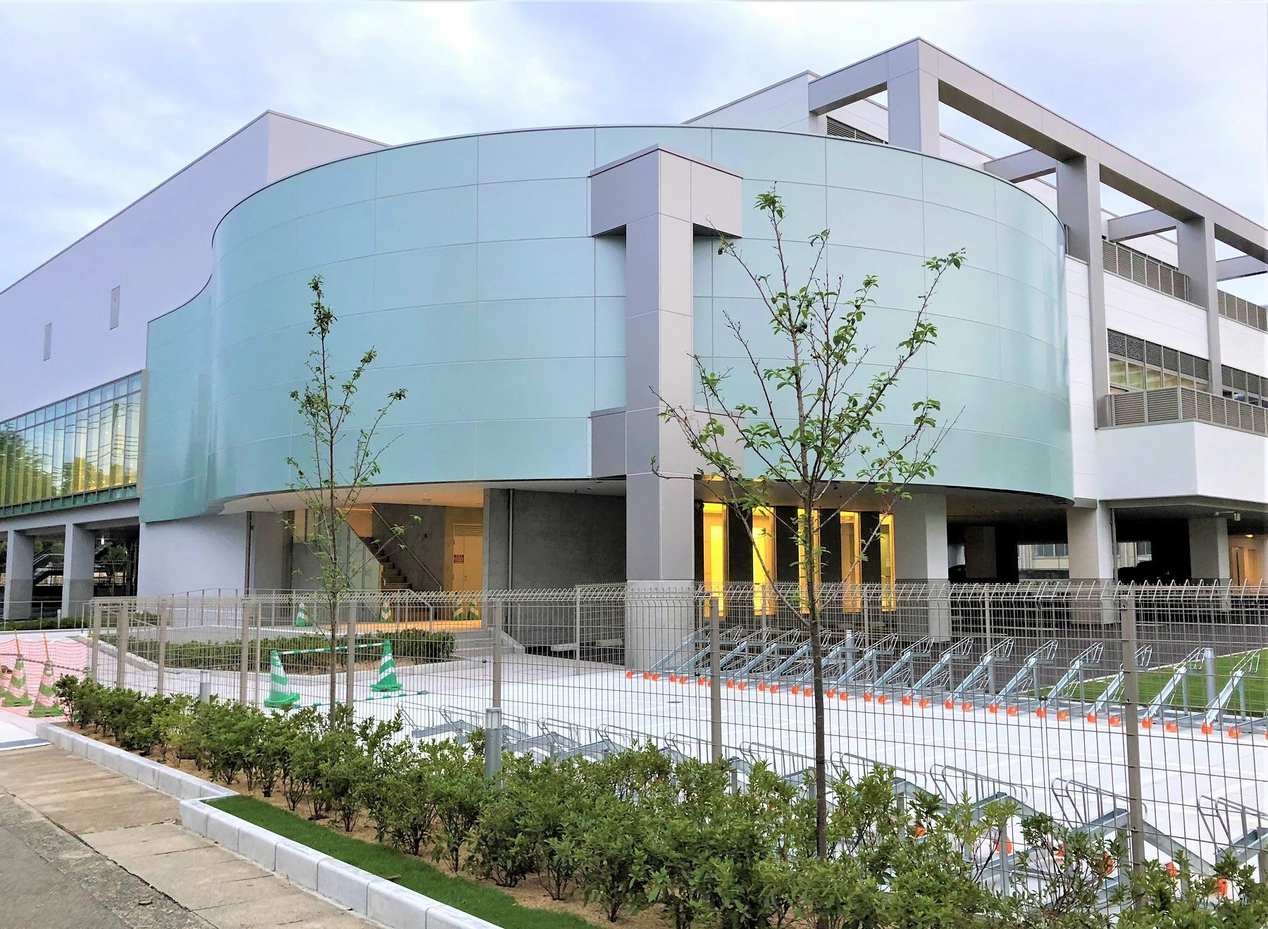 神戸・JR住吉南に「恋野温泉 うはらの湯」が2018年10月オープン!完成間近の建物はこちら! #恋野温泉 #うはらの湯 #東灘区 #新規オープン #甲南病院 #温泉