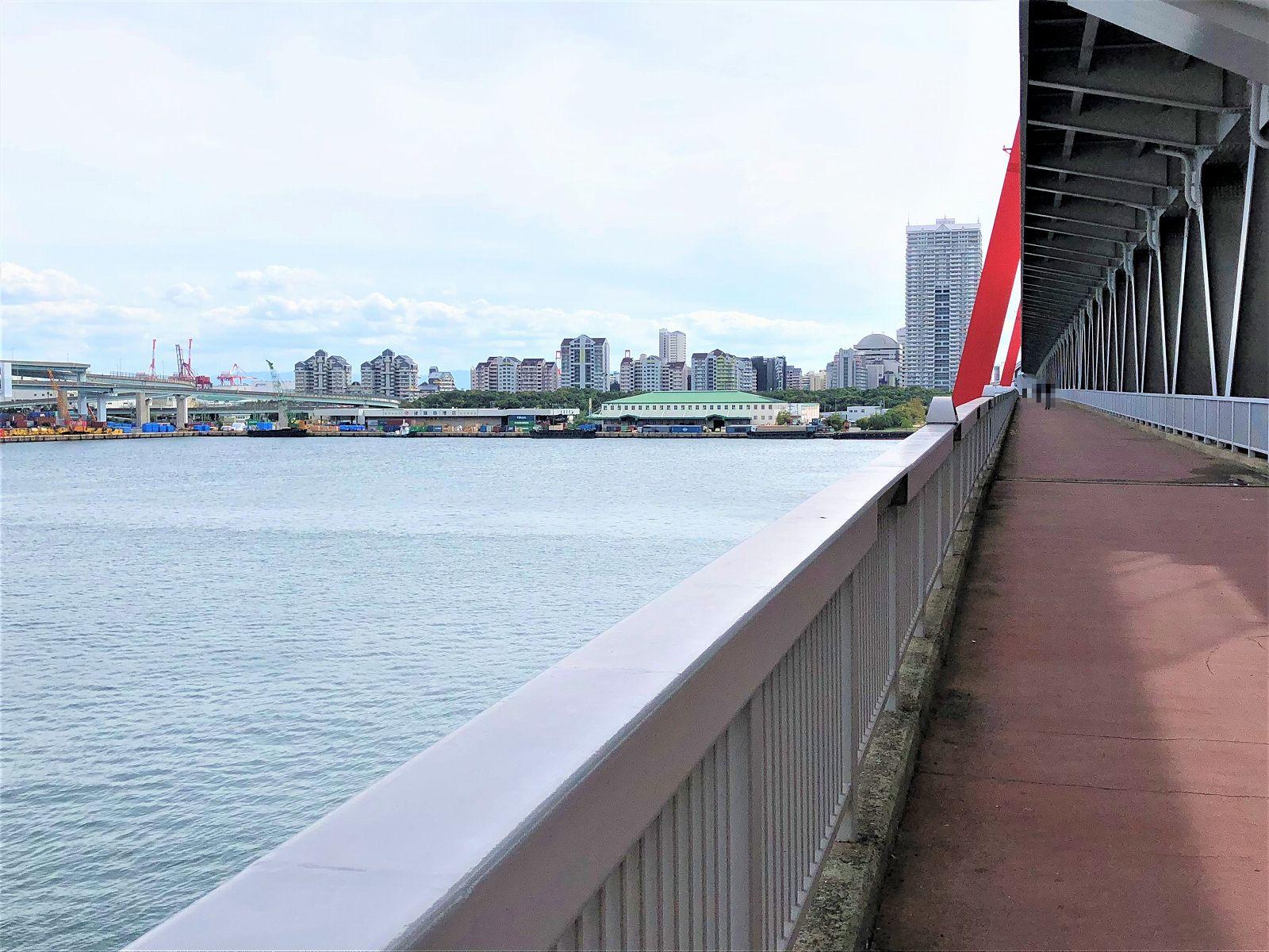 六甲アイランドまで歩いて海を渡ってみた! #東灘区 #六甲アイランド #六甲大橋 #ウォーキング