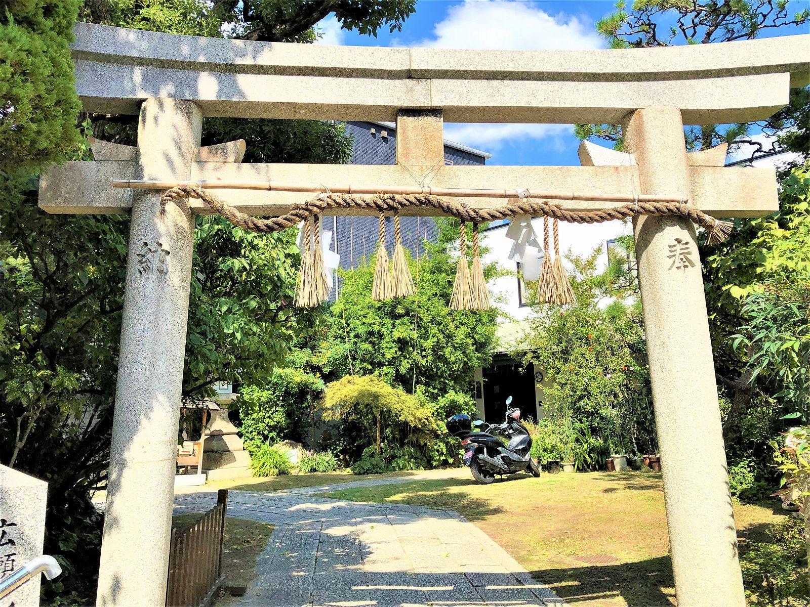 ~神戸八社巡り~由緒ある「一宮神社」にお参りし、「一の宮をえがく」展を観てきた! #神戸観光 #一宮神社 #一の宮をえがく #西田眞人 #神戸ゆかりの美術館 #神戸八社巡り