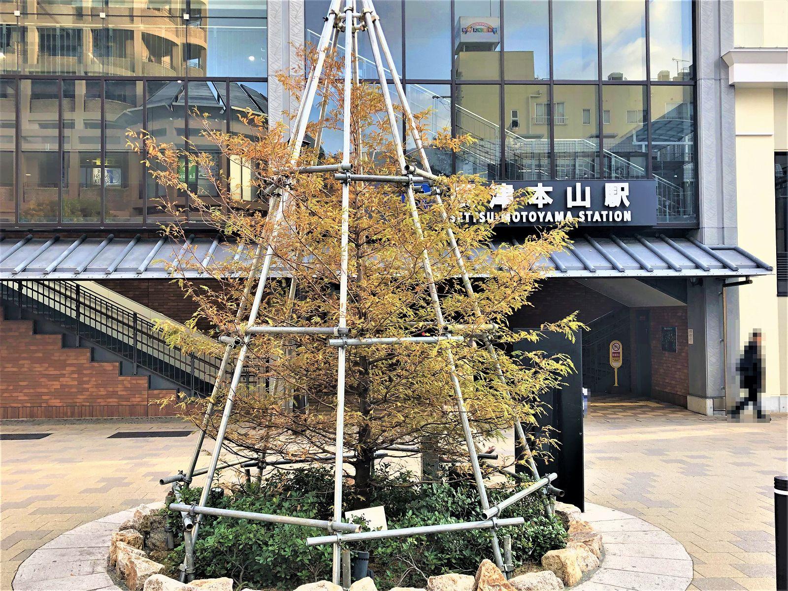 「岡本ウィンターフェスティバル2018」シンボルツリー点灯式が12/2、こどもクリスマスキャロルが12/16に開催されるよ! #岡本商店街 #JR摂津本山駅 #岡本ウィンターフェスティバル #クリスマスイベント