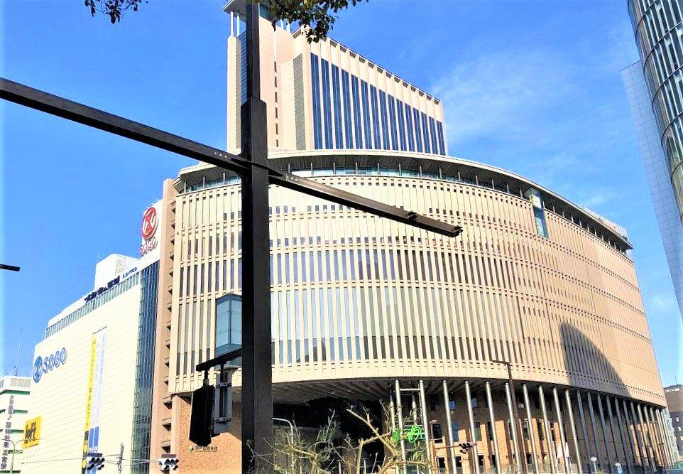 「神戸国際会館SOL」がリニューアル、2019年3月にオープン予定だそう! #神戸国際会館SOL #神戸観光 #商業施設 #神戸三宮
