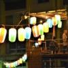 神戸市立御影小学校の校庭で8/3・8/4「御影連合 ぼんおどり大会」が開催されるよ! #