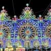 神戸ルミナリエの開催にあわせ「KOBE Delight Fountain(KOBEディライト・ファウンテ