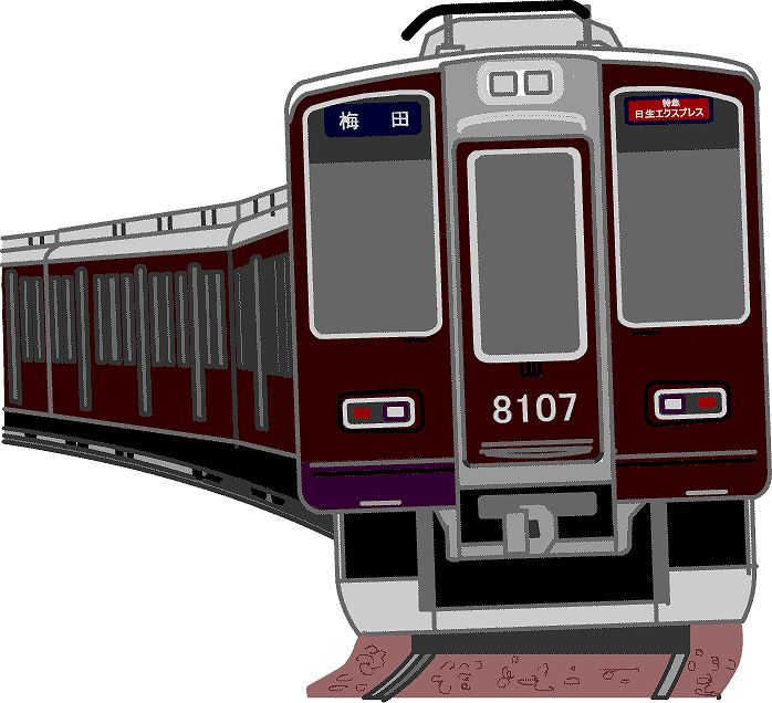 阪急電車グッズ
