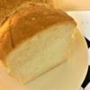 幸せの高級食パン「BAKERY コウベ堂」さんで、山と角の「ハーフ&ハーフ」の食パンで