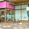 東灘・六甲アイランドのマーケットシーン1階にある「cafe Chaton(カフェ シャトン)