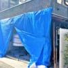 東灘・十二間道路沿いに工事中の建物&丸い不思議なものを発見!→「faber(ファーベル