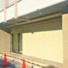 東灘の国道2号線沿い・阪神バス停「甲南本通」前に工事のコーンが登場!何が出来るの