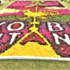 【※開催中止】神戸・花の風物詩「インフィオラータこうべ2021」~まちは花絵の展覧会