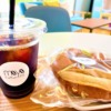 東灘・六甲アイランドのマリンパーク駅前に「MOYO COFFEE」さんがオープンされたので