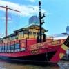 神戸の港に徳川伝説の巨船「御座船 安宅丸(あたけまる)」が登場!今夏に運航が予定