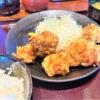 東灘・国道2号線沿いにある「きしから 本山店」さんで、「元祖キッシーの鶏唐揚げ定食
